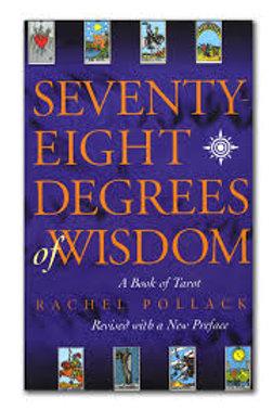 Seventy Eight Degrees of Wisdom by Rachel Pollock