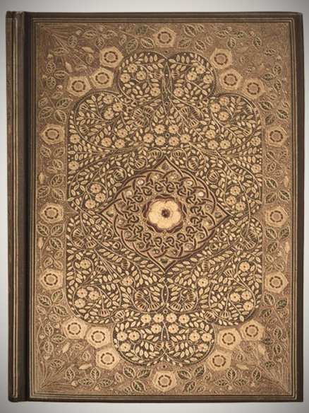 Golden Jewelled Filigree Journal by Peter Pauper Press