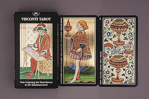 Visconti Tarot Deck by Lo Scarabeo