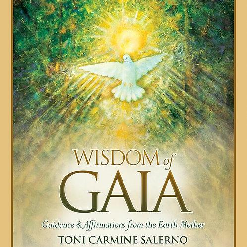 Wisdom of Gaia by Toni Carmine Salerno