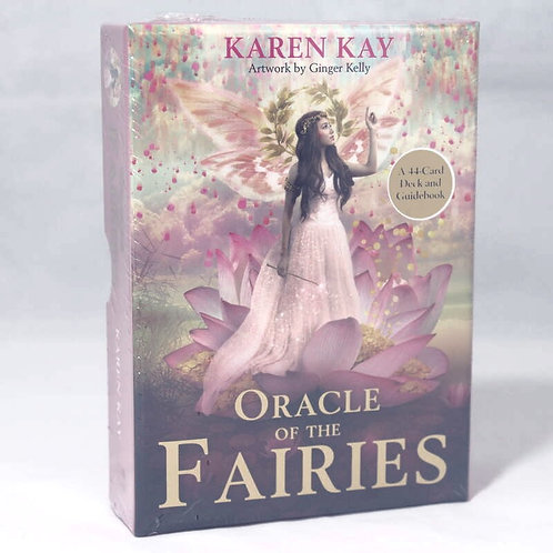 Oracle of the Fairies by Karen Kay