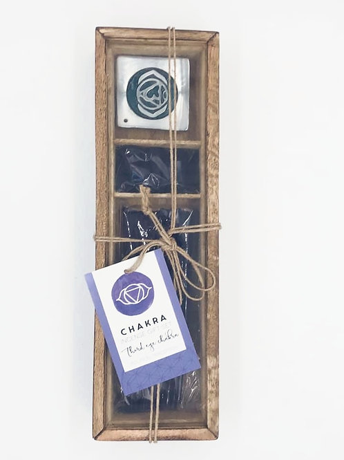 Third Eye Chakra Incense Set