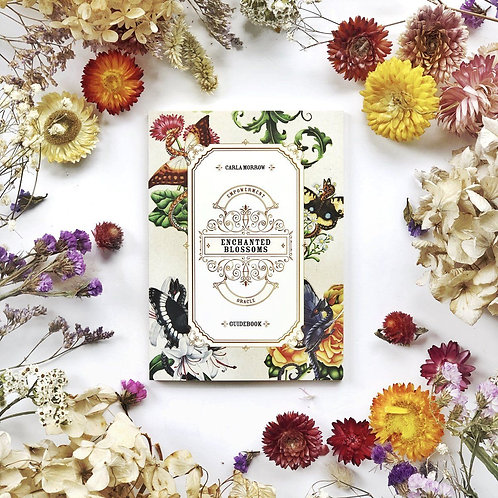 Enchanted Blossoms Empowerment Oracle Cards by Carla Morrow