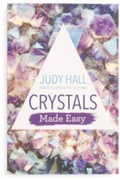 Crystal Made Easy by Judy Hall