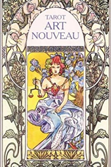 Art Nouveau Tarot Cards by Lo Scarabeo