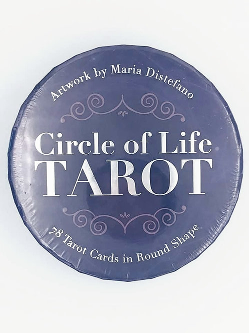Circle of Life Tarot by Maria Distefano
