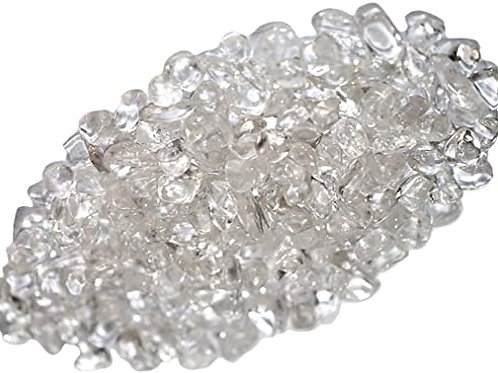 Clear Quartz Crystal Chips for Crystal Infusions