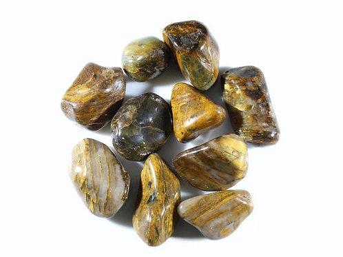 Lionskin Quartz Tumblestone