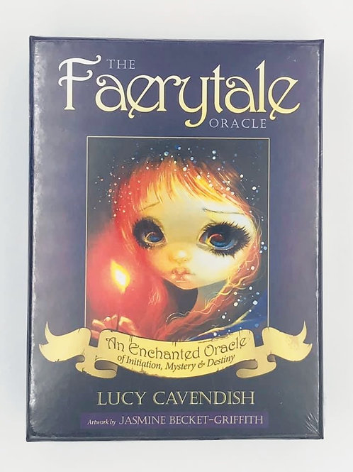 The Faerytale Oracle by Lucy Cavendish