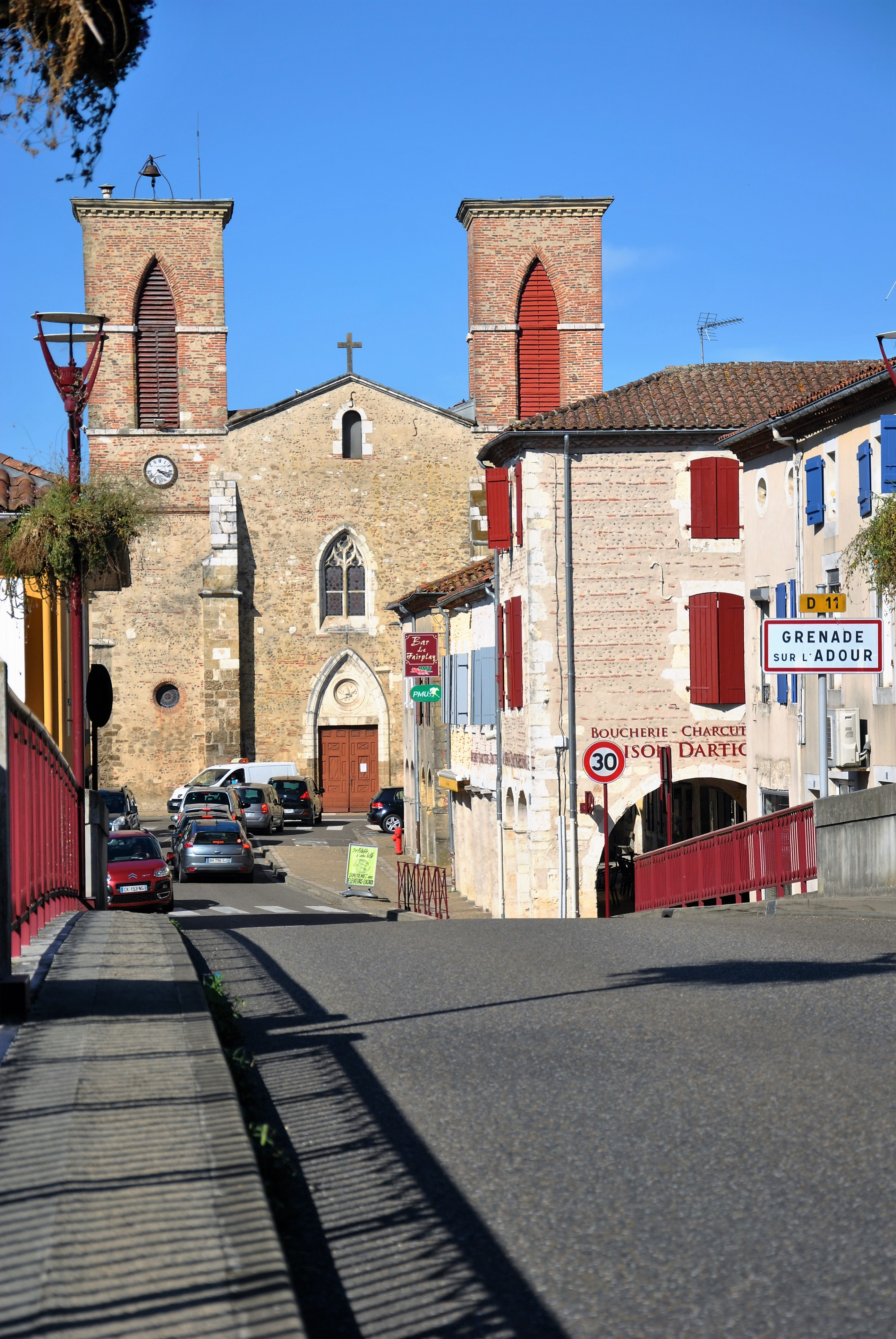 Eglise St Pierre - St Paul du Marsan