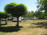 Aire de camping