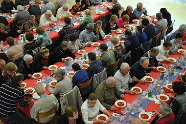 Repas des aînés du CCAS