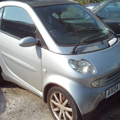 Mercedes Smart Four-Two 2004