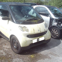 Mercedes Smart Four-Two
