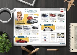 Journal Nouvelle République 2019 - Glinche Automobiles