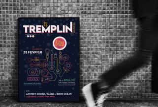 Affiche Tremplin 2019 - Festival ATBC #3