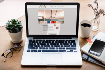 Site internet SARL DERAT : électricité - plomberie - chauffage - aménagement