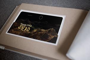 Design album - Stone Cold Dead