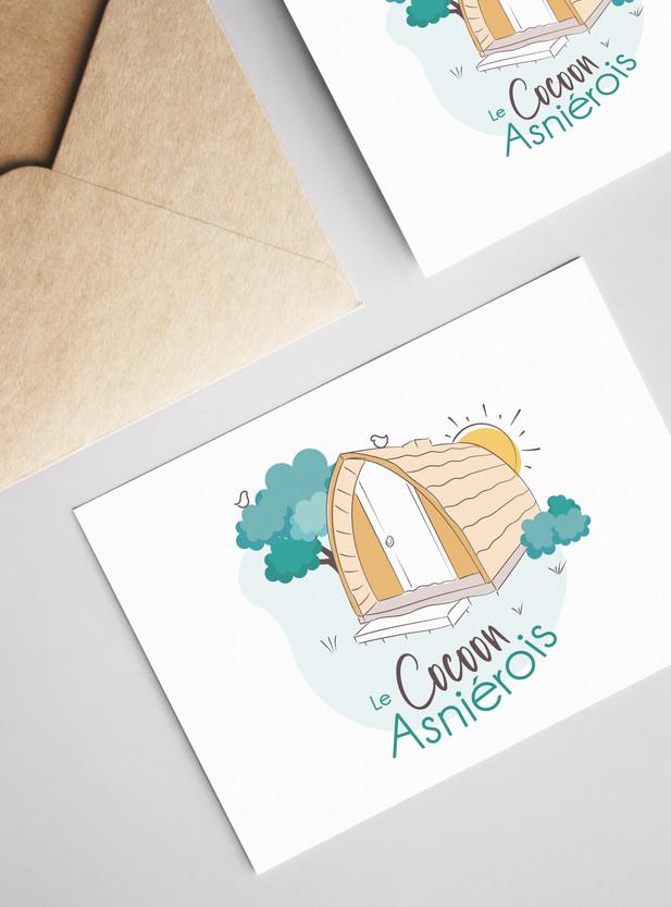 Logo - Le Cocoon Asniérois