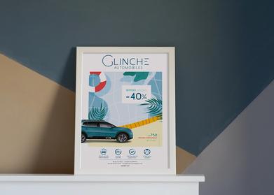 Affiche magazine 2019 - Glinche Automobiles