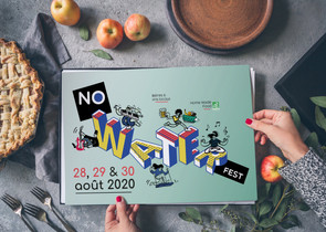Visuel officiel 2020 - No Water Fest #2