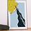 Thumbnail: Illustration fusée - Affiche A4