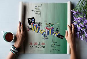 Visuel officiel 2020 - No Water Fest #2