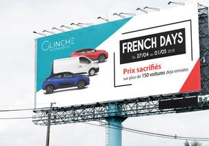 Visuel French Days - Glinche Automobiles
