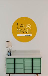 Logo Lauranne Création