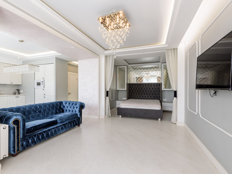 Красивая квартира на Васильевском острове