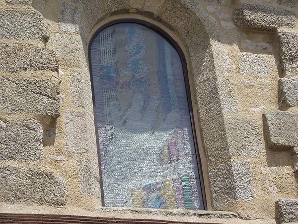 vitraux de Domeyrot