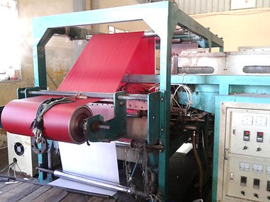 Machine laminant le film BOPP