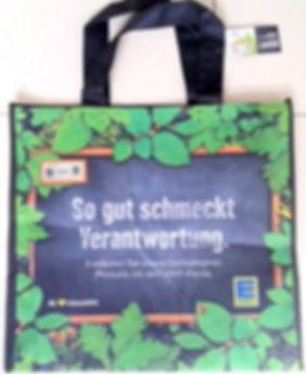 R PET shopping bag