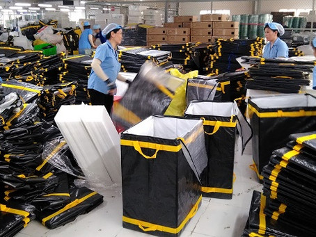 How are Shopping Bags Made?