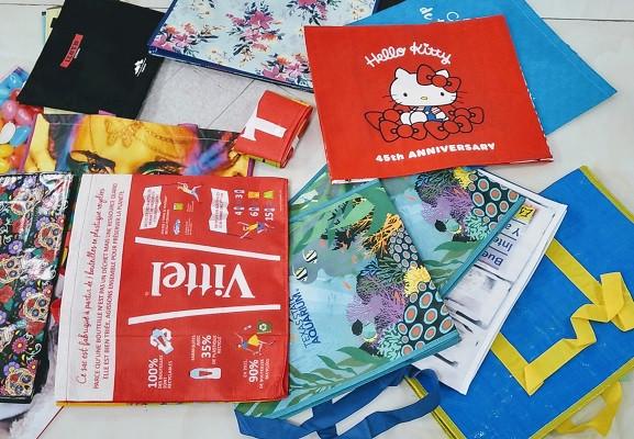 Plastic Bags Supplier Singapore