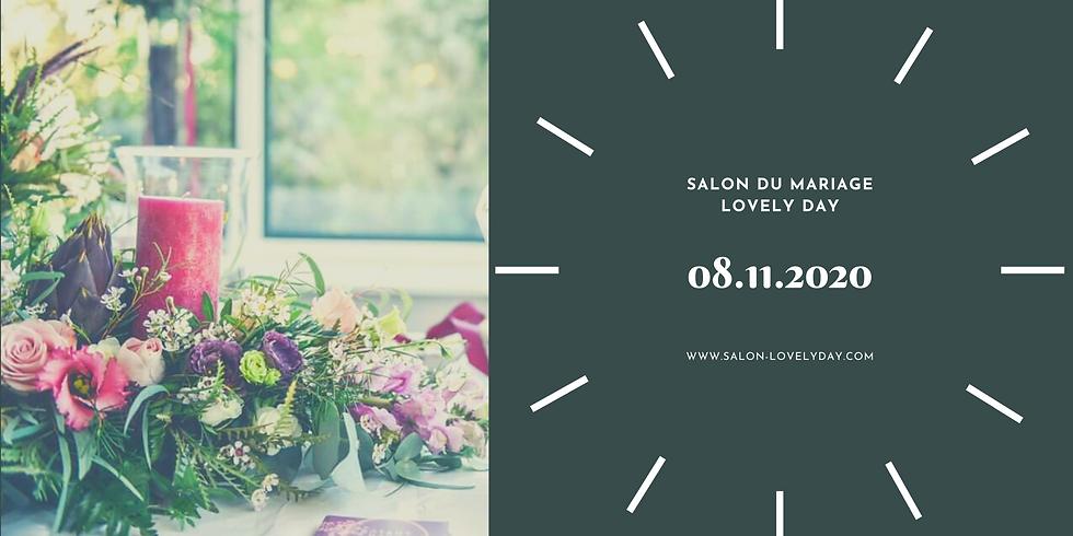 08/11/2020 / Lovely Day - Salon du mariage au Domaine du Blanc Maisnil