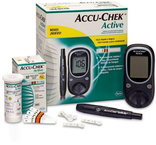 Accucheck Active