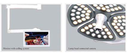 Keling KL-LED.MSTZ4 Theatre Light with Video System