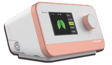 Resvent Auto CPAP  Woman