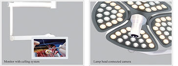 Keling KL-LED MSDZ4 cam - Ecomed Medical