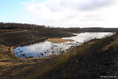 Réserve naturelle au lac des Argales
