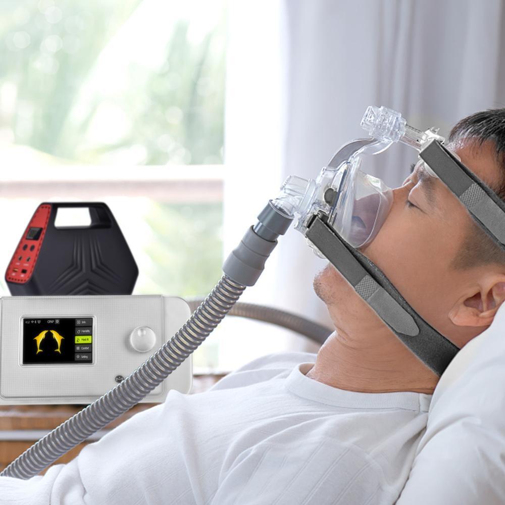 Cpap para tratamento apneia do sono