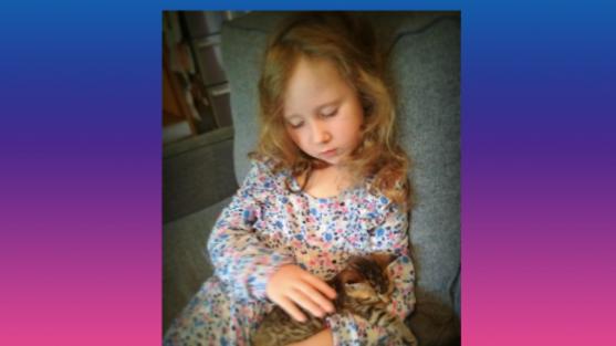 CHILDRENS CAT BOOK