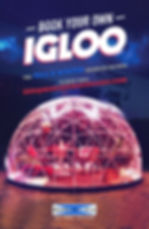 Barcocina - Book Your Own IGLOO - 4x6.jp