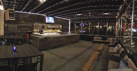 Chicago Outdoor Private Party Room