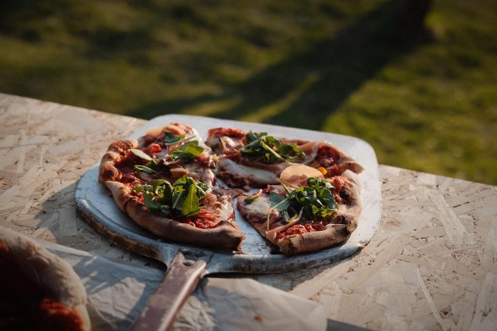 Pizza sliced 1