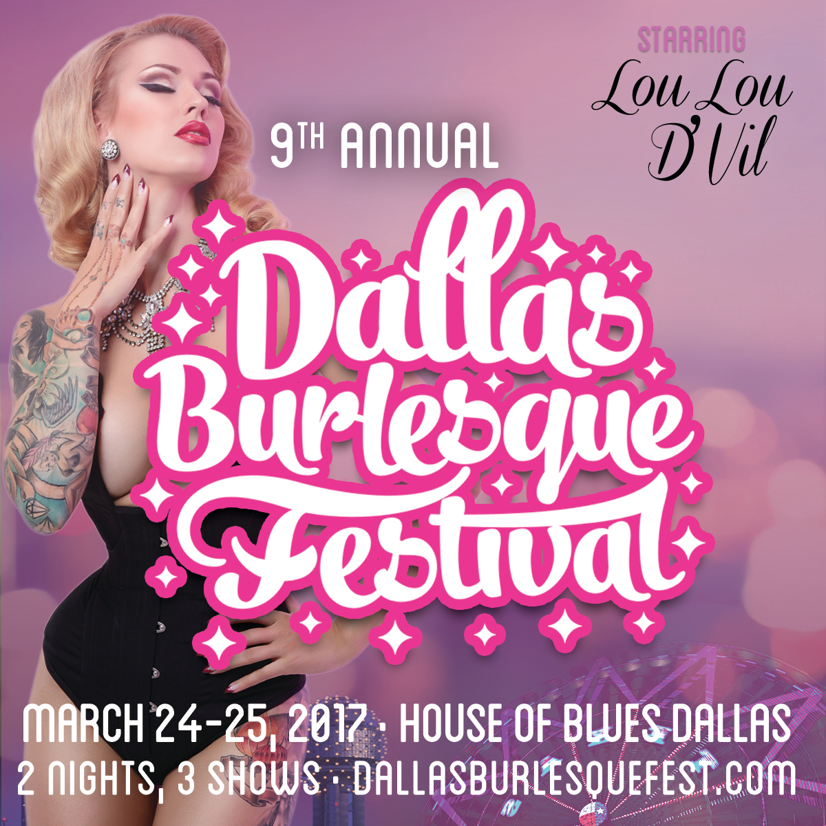 Dallas Burlesque Festval