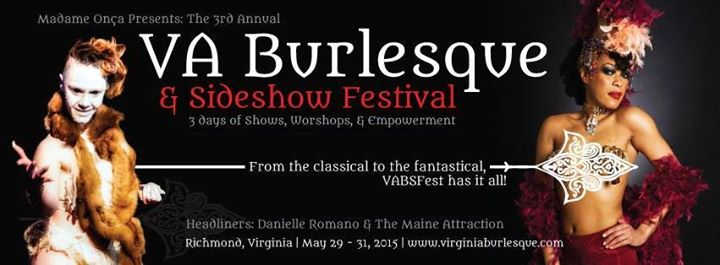 Burlesque. Sideshow. Variety