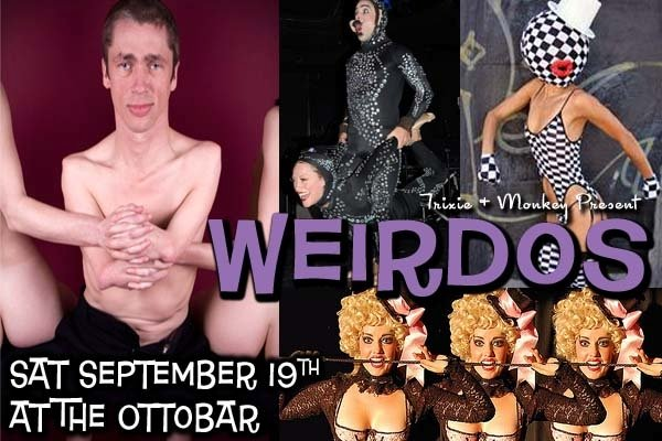 Kay Sera joins Trixie, Tah Tah and many more at the Ottobar!