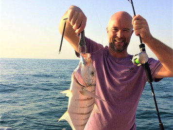 SPORT FISHING - DUBAI